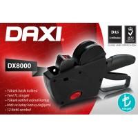DAXİ DX-8000 ETİKET MAKİNESİ