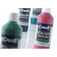 CREALL BOARDY  BLACKBOARTPAİNT 250ML 01 KIRMIZI