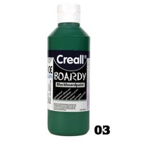 CREALL BOARDY  BLACKBOARTPAİNT 250ML 03 YEŞİL