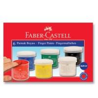 FABER CASTELL  PARMAK BOYASI 6 LI